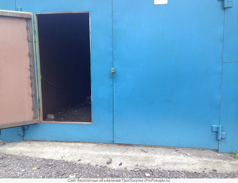 Сдаю гараж 18 м2. м.Каширская 5 мин пешком