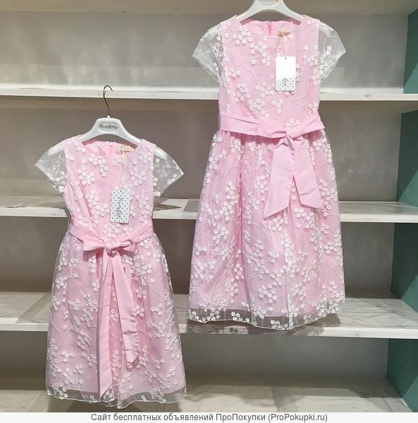 Одежда для девочек оптом Италия