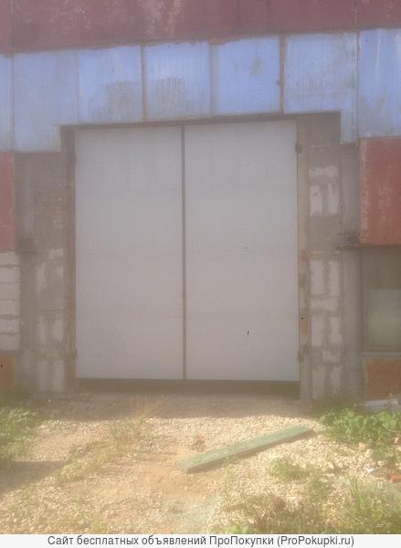 гараж грузовой