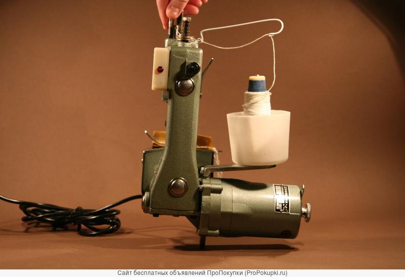 Машинка портативная ручная мешкозашивочная GК- 9