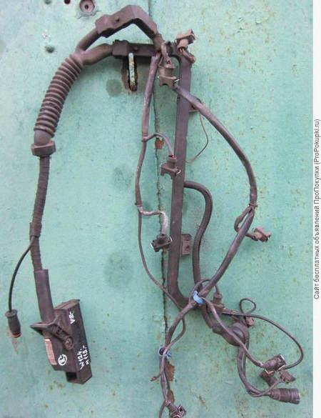 Моторный жгут для Мерседес W124/м104/6 цил