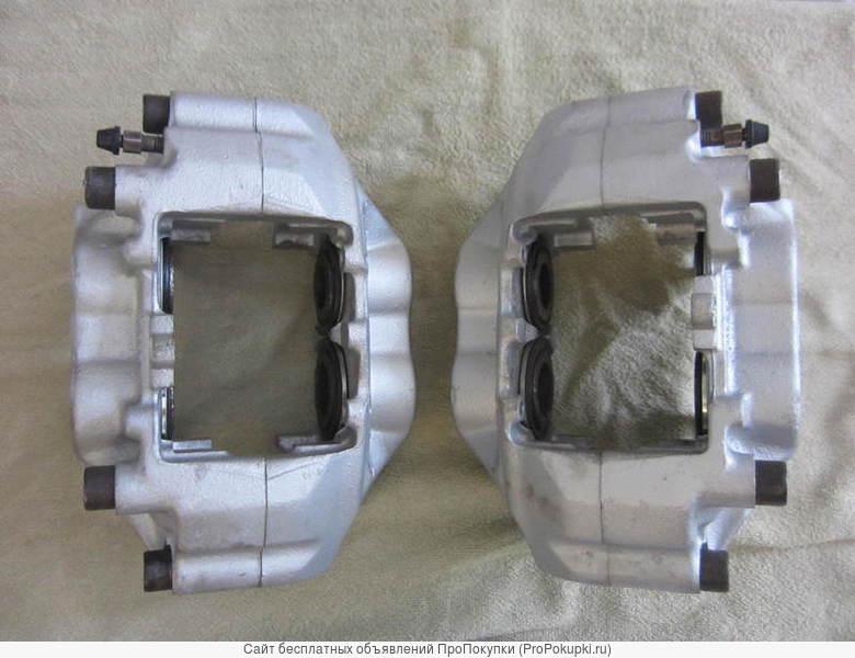 Передний правый торм.суппорт(восстановленный) на Мерседес W140 С140