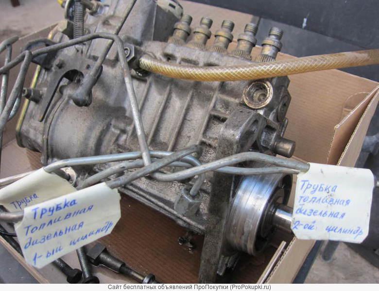 ТНВД и трубки высокого давления для Мерседес W124 на 605-ый мотор(5-ти цилиндровый)