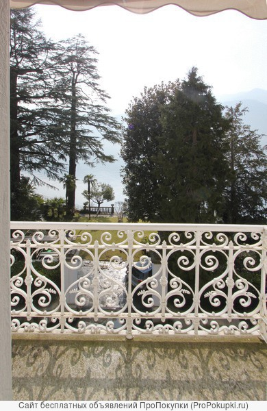 Престижная историческая вилла в Мольтразио на озере Комо