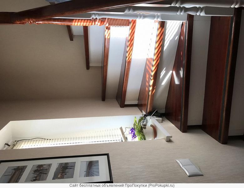 Продам кирпичный таунхаус 82 м² (2эт.) на участке 1.3 сот