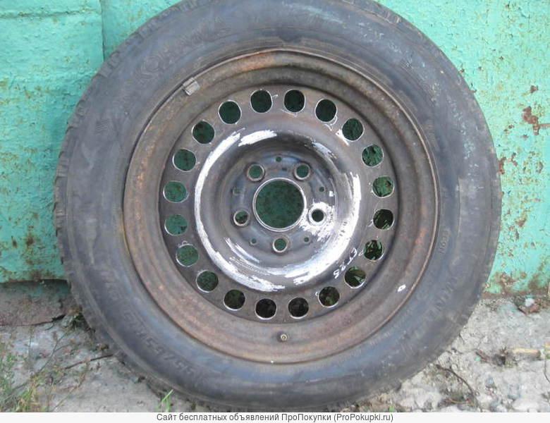 Металлические диски R15 R16 для Мерседес W124 W201 W210 W202