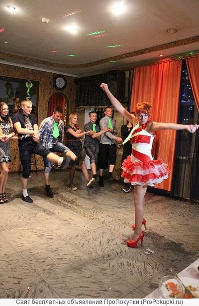 Ведущая на свадьбу,юбилей+музыкальное сопровождение в Краснодаре