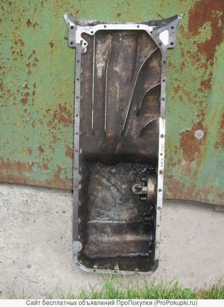 ПОДДОН двигателя на 104-ый мотор для Мерседес