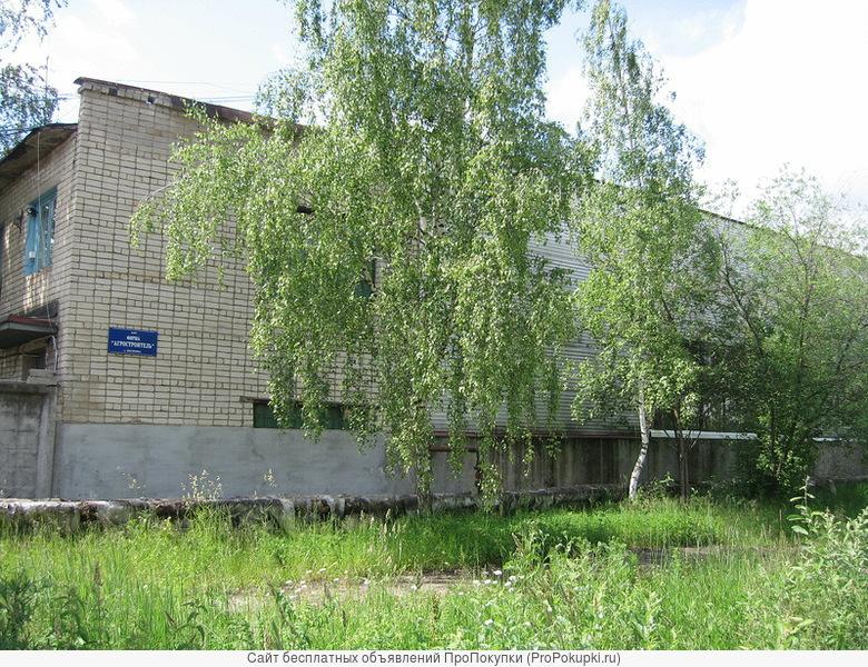 Склад, гараж, производство с бытовым корпусом