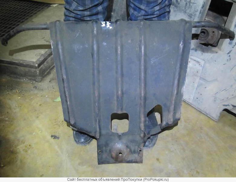 Защита двигателя для Мерседес W126 W124 W140 W210