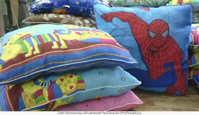 Детские матрасы, одеяла, подушки оптом