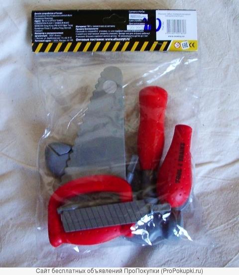 Набор столярно-слесарных инструментов для малыша 5 шт. Профи мастер