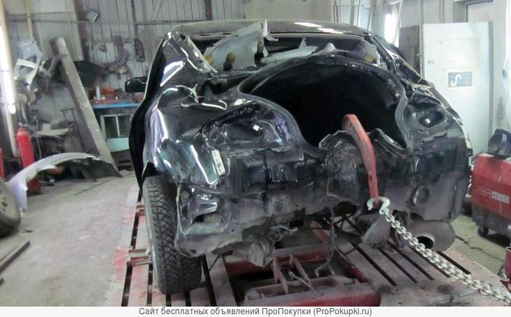 Ремонт авто кузовной ремонт любой сложности
