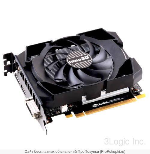 Новые игровые видеокарты 2Gb GeForce GTX1050 DDR5