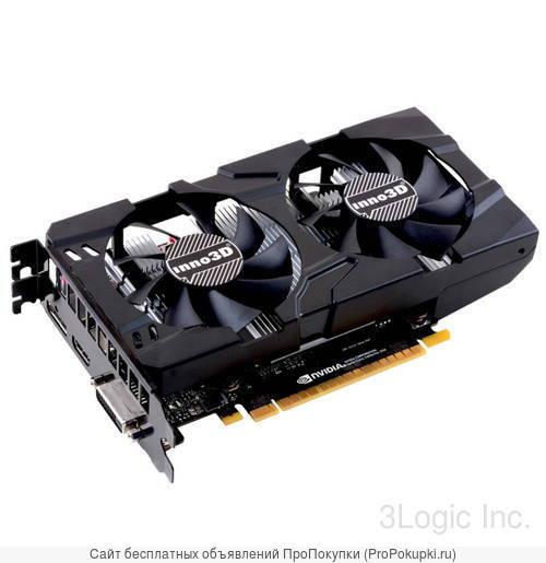 Новые видеокарты 3Gb GeForce GTX1060
