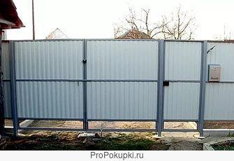 Ворота калитки для сада и дачи. в наличии От производителя