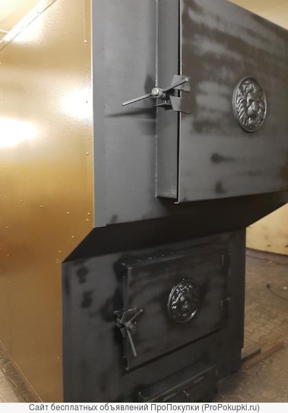 Промышленный пиролизный котёл КО-1000