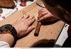 Интерактив Сигарное шоу на мероприятие