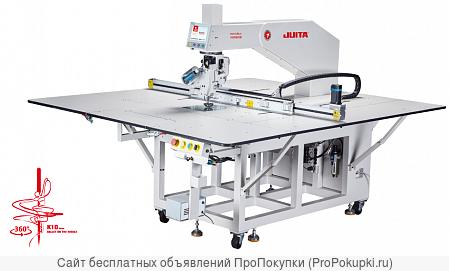 Швейный автомат шаблонный (контурный) программируемой строчки