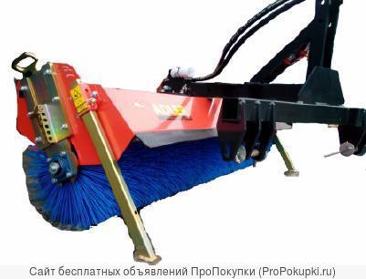 Щётка дорожная adler K520-210 (гидравлическая, поворотная)