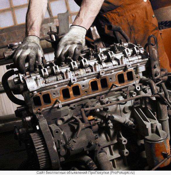 ремонт двигателей бензин дизель