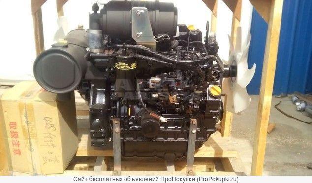 Двигатель Komatsu 3D84N
