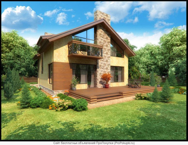 Построим дом, сделаем отделку