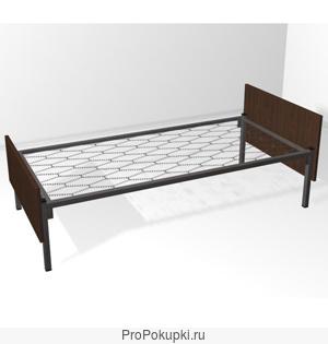 Кровати металлические для учебных заведений, кровати для хостелов, кровати для строителей