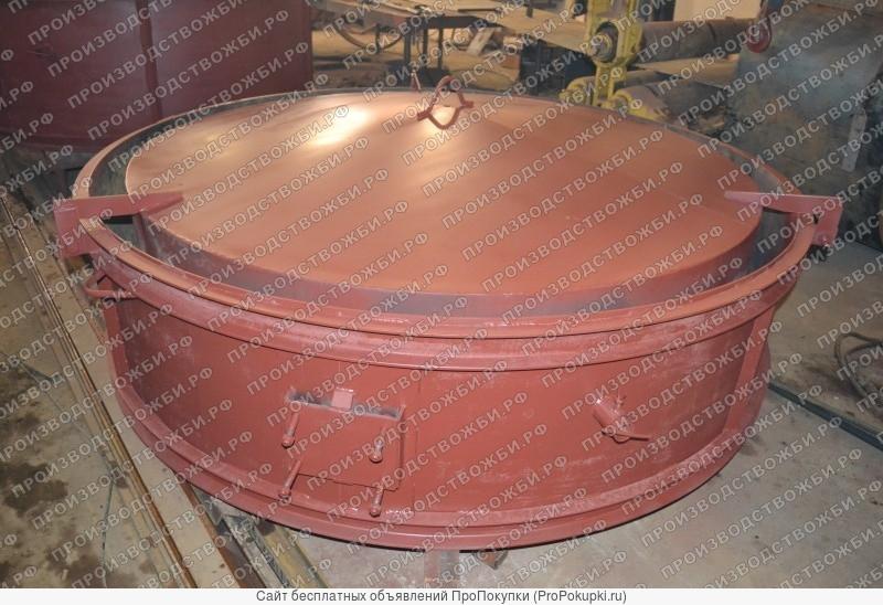 Формы для производства жб стеновых колец