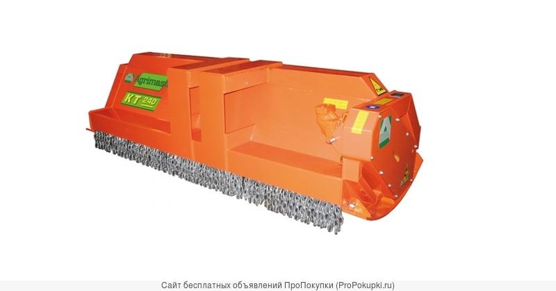 Мульчер на экскаватор Agrimaster KT 210