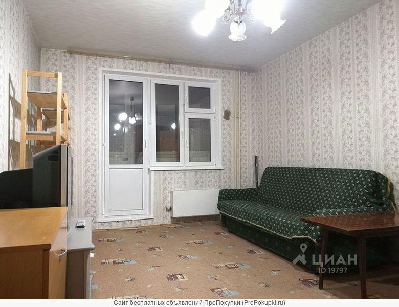 Сдам 1-комнатную квартиру В Москве метро Царицыно