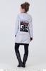Жан Стин демисезонная куртка-парка для девочки L1708