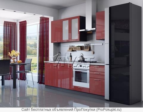 Кухня Валерия-М-01 2150*600*2400