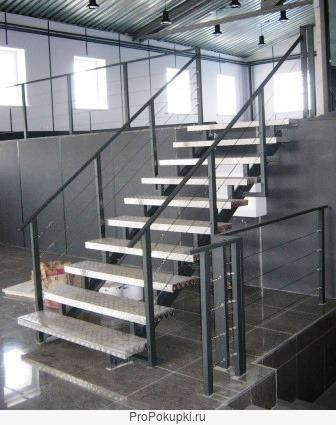 Строительные конструкции и изделия изметалла