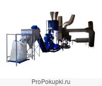 Линия «Круглый год» производства гранул витаминно-травяной муки (ВТМ)