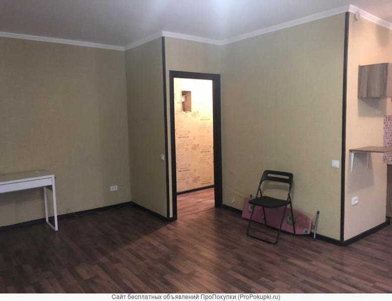 2-к квартира-студия в Струнино