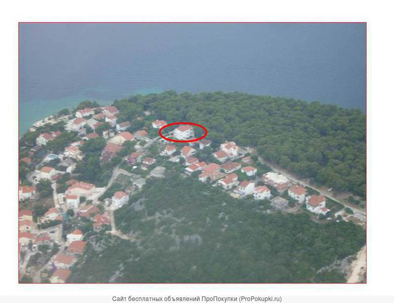 Вилла на продажу в Хорватий