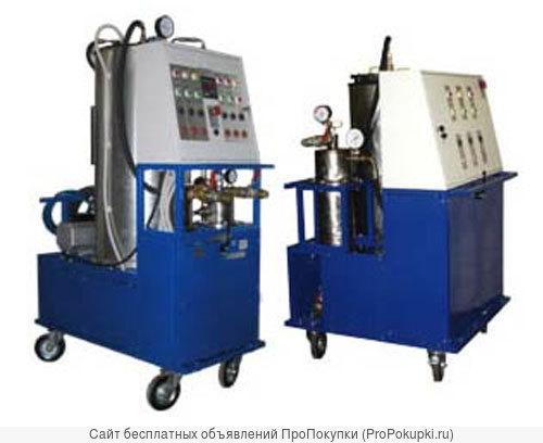 ЛРМ-500 Оборудование для комплексного восстановления энергетических масел