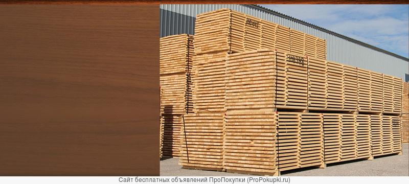 Завод погонажных изделий из дерева