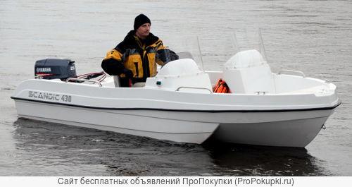 Продаем катер (лодку) Scandic Havet 430 DC