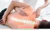 Лечебный массаж при остеохондрозе, ревматизме. Курс