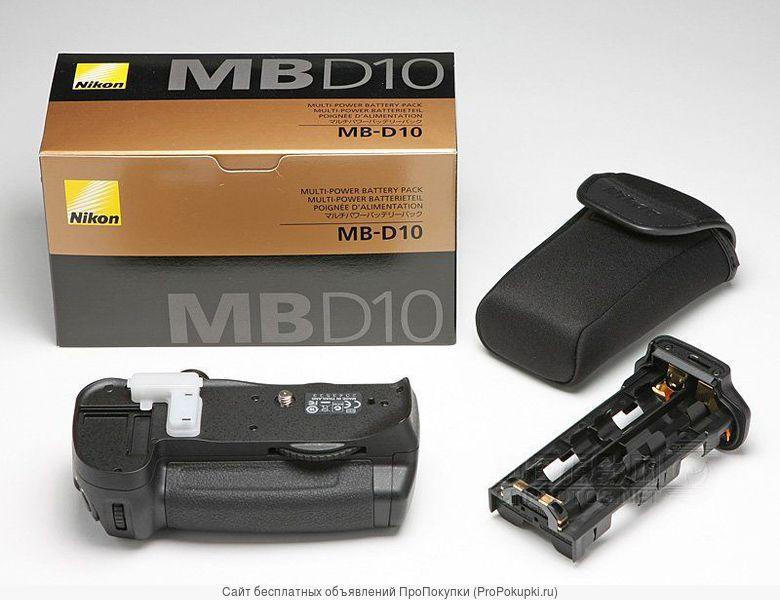 Батарейный блок Nikon MB-D10