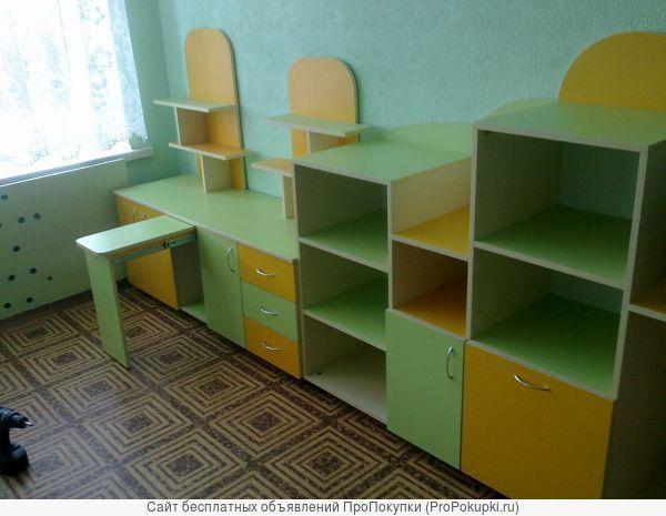 Мебель для детских садов Сумы, Киев