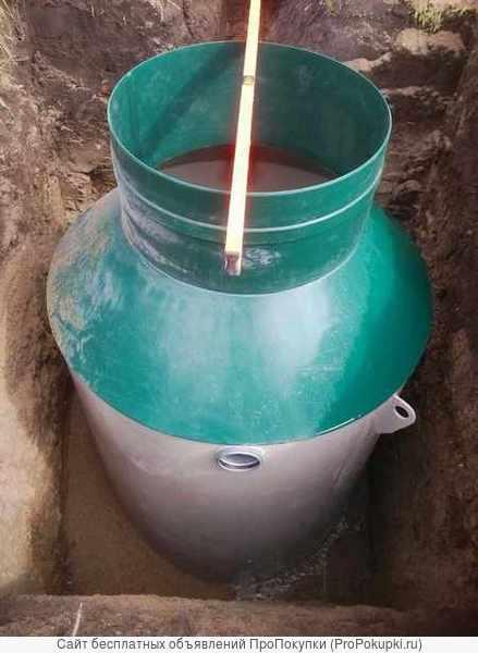 Монтаж септика,дренаж,ливневая канализация