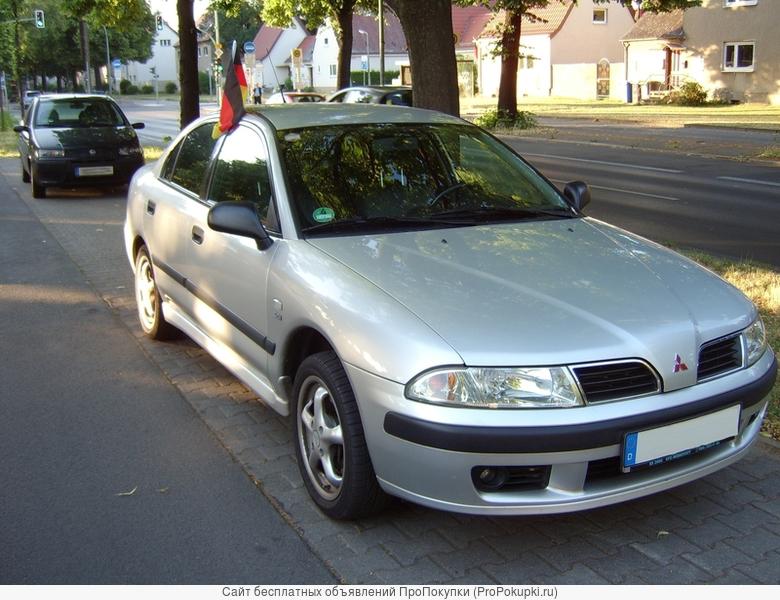 Carisma, DA2A, 2001 г. в. 4G93 GDI, МКПП, Хэчбэк, левый руль