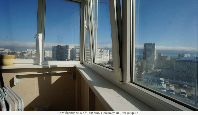 Купить крупногабаритную квартиру с евро- ремонтом в ЖК Парус