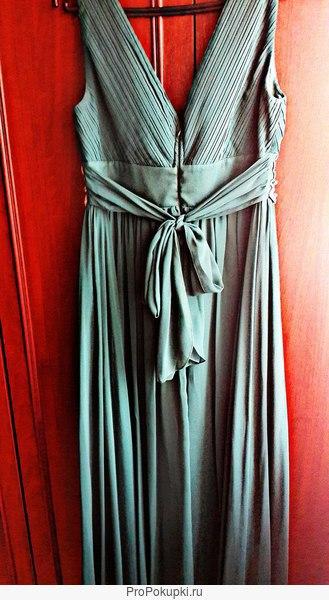 Прекрасное выпускное платье