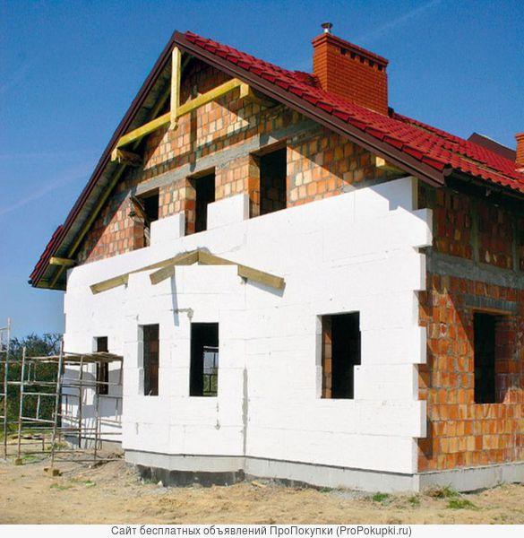 утепление домов