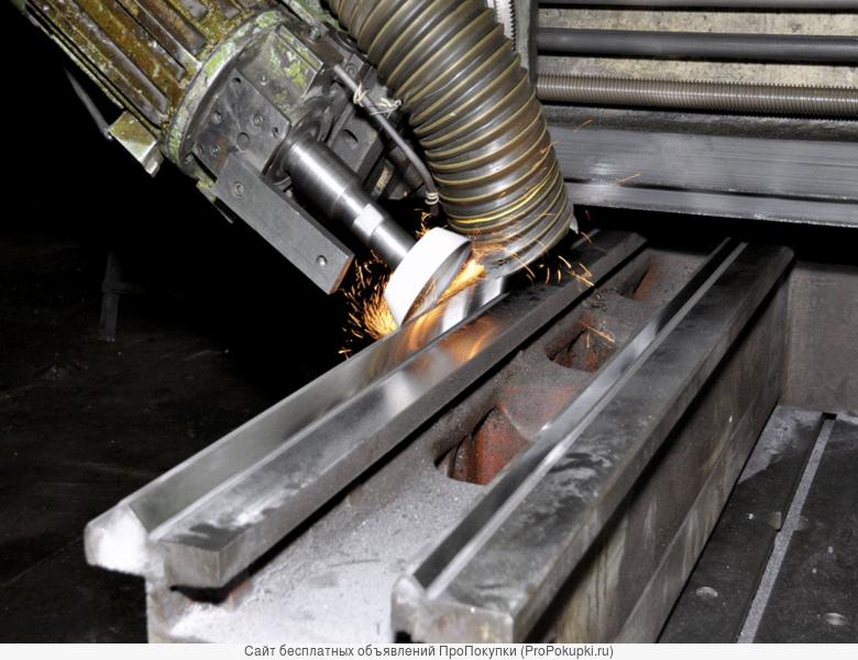Ремонт металлорежущего оборудования