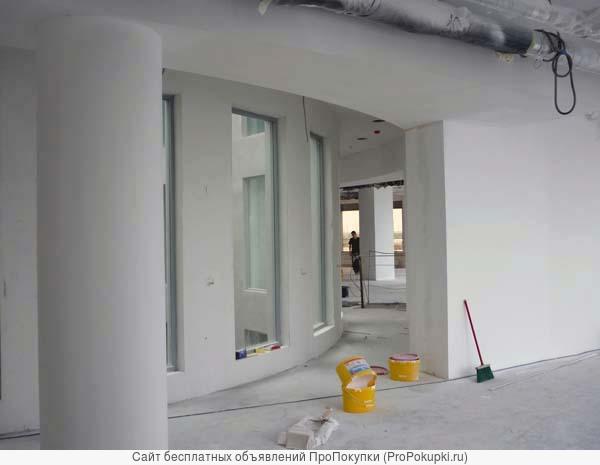 Облицовка стен, монтаж потолка, перегородок из гипсокартона в Пензе.